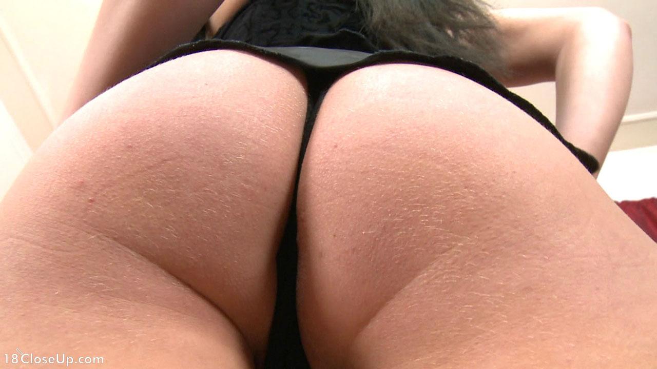 from Jaxson babes wet hymen closeup